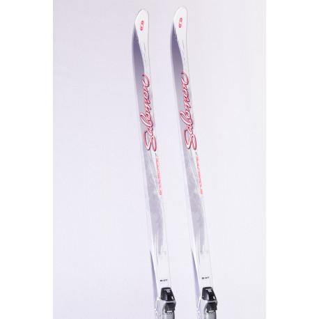 cross-country skis SALOMON SNOWSCAPE 7 SIAM + Salomon SNS ( TOP condition )