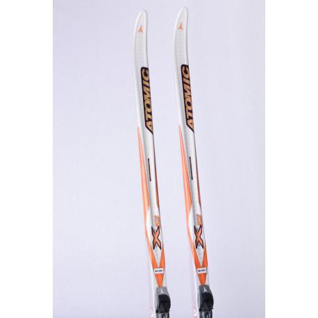 cross-country skis ATOMIC XCRUISE 53 + Salomon SNS