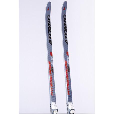 cross-country skis ATOMIC FITNESSCROSS FX8 ti APG + Salomon SNS
