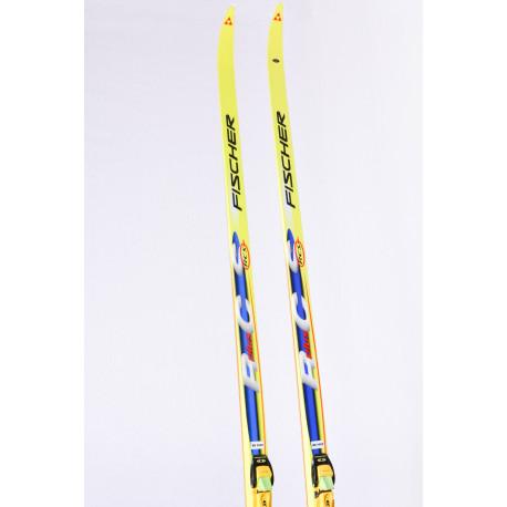 cross-country skis FISCHER RCS skate plus + Salomon SNS