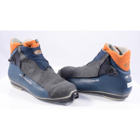 cross-country boots SALOMON NEW ESCAPE, SNS profile ( TOP condition )