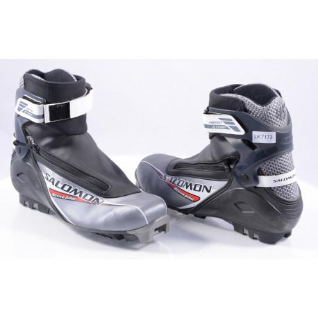 cross-country boots SALOMON ACTIVE 7 PILOT, SNS profile