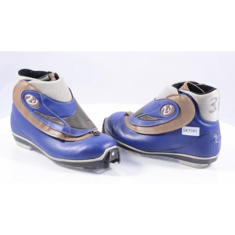 boty na běžky SALOMON V4 AUTOFIT, SNS profile