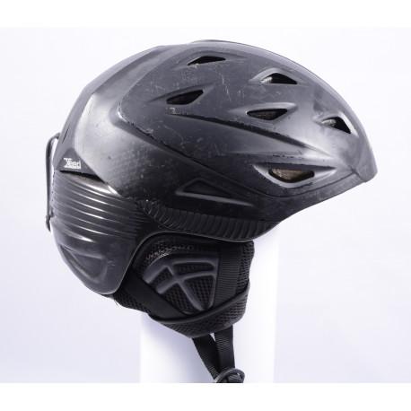 lyžařská/snowboardová helma ATOMIC XEED BLACK, nastavitelná