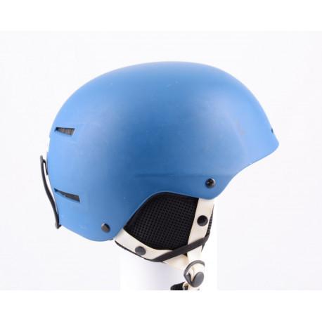 skihelm/snowboardhelm ATOMIC TROOP blue, verstelbaar