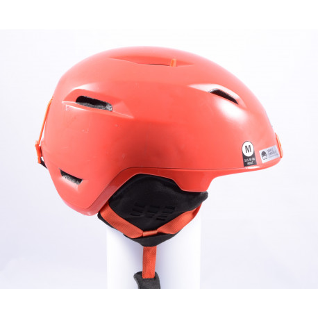 ski/snowboard helmet GIRO GOPRO HELM EDIT red, adjustable ( like NEW )