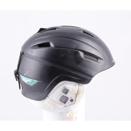lyžařská/snowboardová helma SALOMON ICON CUSTOM AIR, black