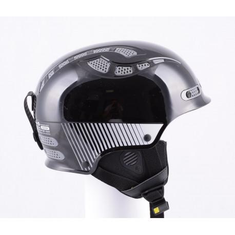 lyžiarska/snowboardová helma SWEET PROTECTION IGNITER 2019, BLACK, nastaviteľná, air vent ( TOP stav )