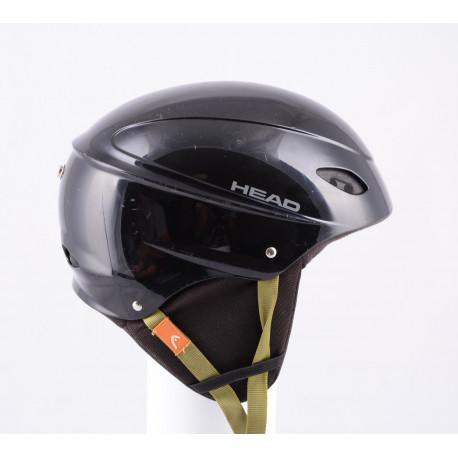 lyžařská/snowboardová helma HEAD BLACK/green