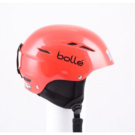 lyžařská/snowboardová helma BOLLE B-FUN red
