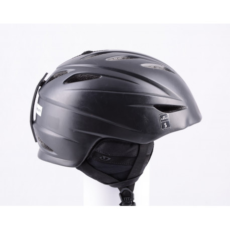 ski/snowboard helmet GIRO G10 2019 black, air ventilation, X-STATIC, adjustable