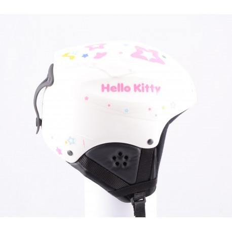 ski/snowboard helmet HELLO KITTY STERN white/pink