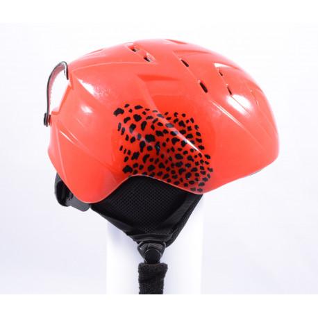lyžiarska/snowboardová helma V3TEC RED ( TOP stav )