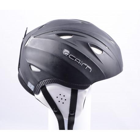 lyžiarska/snowboardová helma CAIRN BLACK ( TOP stav )