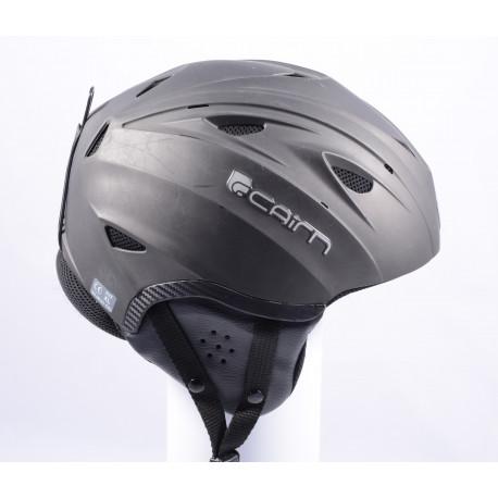 lyžiarska/snowboardová helma CAIRN DARK GREY ( TOP stav )