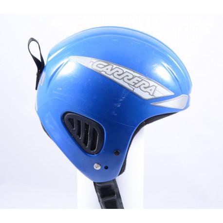 lyžiarska/snowboardová helma CARRERA PRO RACE BLUE