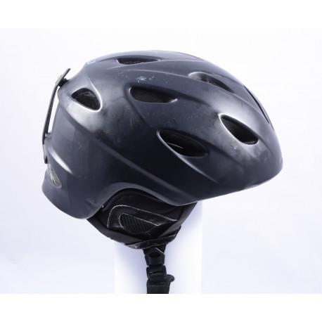 ski/snowboard helmet GIRO G9 BLACK, adjustable