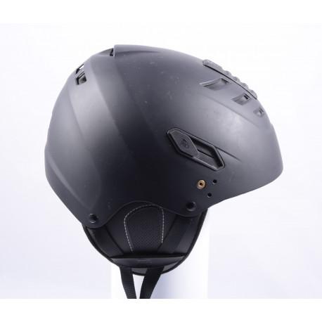 lyžařská/snowboardová helma PRO BLACK ( TOP stav )