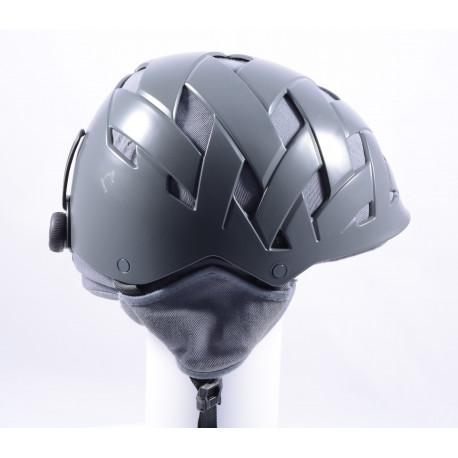 lyžiarska/snowboardová helma ROCKWELL, nastaviteľná ( TOP stav )