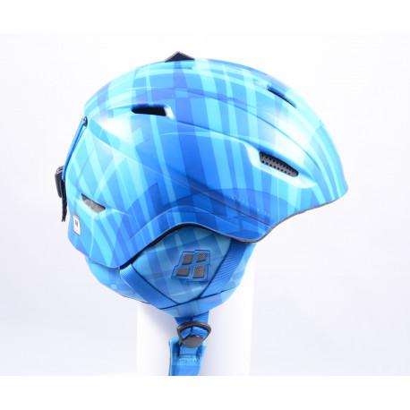 lyžařská/snowboardová helma SALOMON CREATIVE LINE CUSTOM AIR ( TOP stav )
