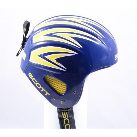 lyžiarska/snowboardová helma SCOTT USA NACA, BLACK/red