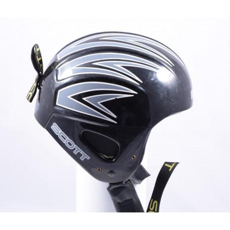 lyžařská/snowboardová helma SCOTT GR.500, BLACK/grey