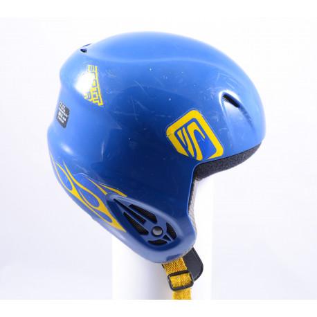 lyžiarska/snowboardová helma SCOTT USA NACA, BLUE/yellow