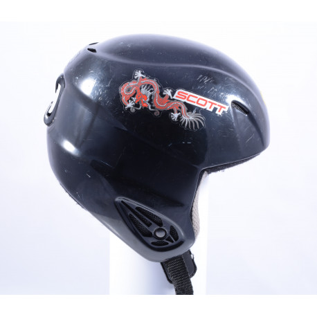 lyžařská/snowboardová helma SCOTT NACA, Black