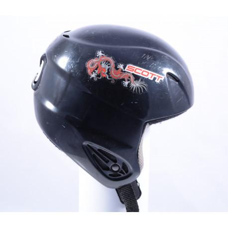 lyžiarska/snowboardová helma SCOTT NACA, Black