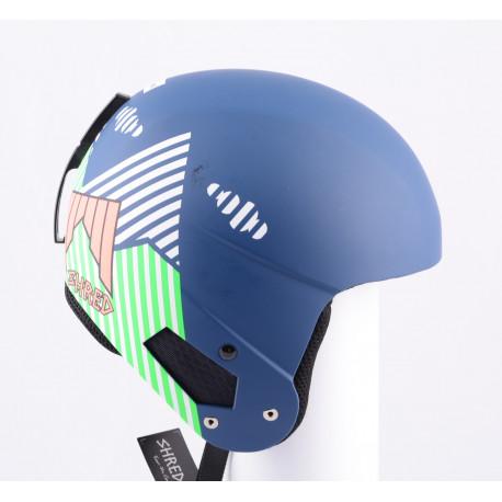 lyžařská/snowboardová helma SHRED BRAIN BUCKET NEEDMORESNOW ( NOVÁ )