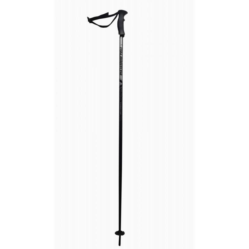 nové lyžiarske palice ITALBASTONI X-FACTOR black/silver