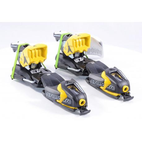 new ski binding ATOMIC J XTL 10 RACE B75, Black/Yellow ( NEW )