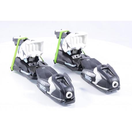 new ski binding ATOMIC J XTL 10 RACE B75, Black/White ( NEW )