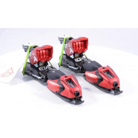 nové sjezdové vázání ATOMIC J XTL 10 RACE B75, Red/White ( NOVÉ )
