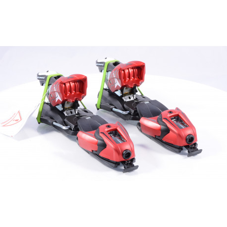nové zjazdové viazanie ATOMIC J XTL 10 RACE B75, Red/White ( NOVÉ )