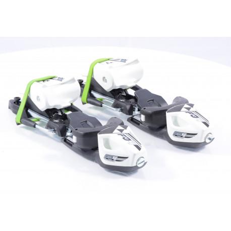 new ski binding FISCHER FJ4 AC SOLID, White/Black ( NEW )