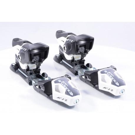 new ski binding KASTLE K12 Ti, White/Black ( NEW )