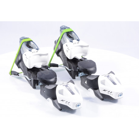 new ski binding KASTLE K11 CTI PRO, White/Black ( NEW )