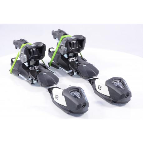 new ski binding SALOMON E L7 B90, Black/White ( NEW )