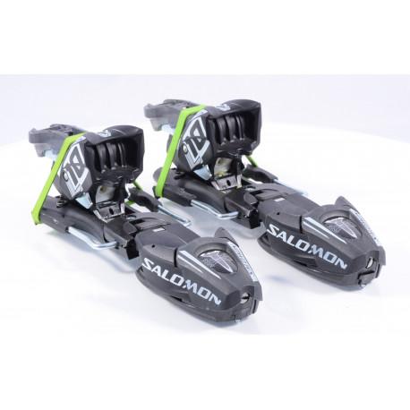 new ski binding SALOMON L10, BLACK ( NEW )