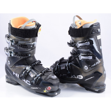 ski boots HEAD ADAPT EDGE LTD 110, adaptive fit tech, easy entry, energy frame ( used ONCE )