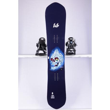snowboard LIB TECH T-RAS MAN HP C2 2020, Magne traction, BNA tech, HYBRID/ ROCKER ( TOP állapot )