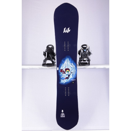 snowboard LIB TECH T-RAS MAN HP C2 2020, Magne traction, BNA tech, HYBRID/ ROCKER ( TOP-tillstånd )