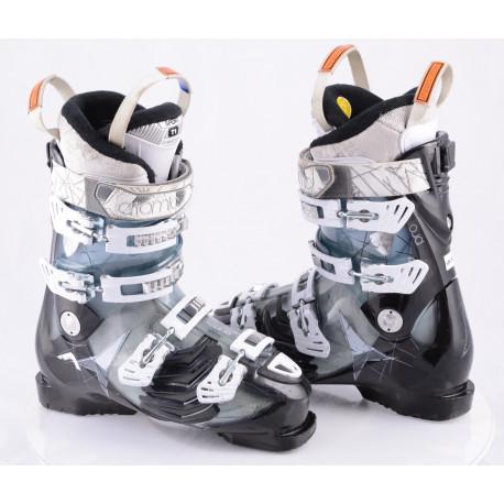 dámske lyžiarky ATOMIC HAWX 1.0 PLUS 90, THERMAL fit, RECCO, micro, macro, SANITIZED, black/erb