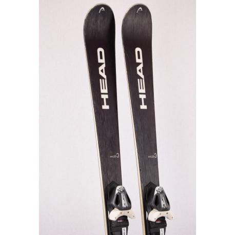 skis HEAD INTEGRALE BLACK EDITION 2019, ERA 3.0, SW + Head PR 11 ( en PARFAIT état )