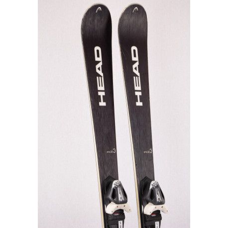 women's skis HEAD INTEGRALE BLACK EDITION 2019, ERA 3.0, SW + Head PR 11 ( TOP condition )
