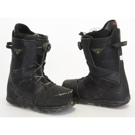 snowboard boots BURTON HIGHLINE BOA, Imprint 1