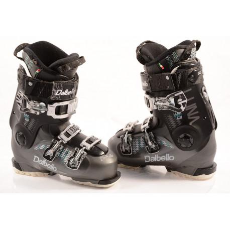 buty narciarskie damskie DALBELLO LUNA SPORT 60 ltd, FLEX adj. micro, macro ( TOP stan )