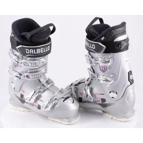 dámske lyžiarky DALBELLO DS MS LTD 2019, micro, macro, kov. klipsne, SUPERCOMFORT ( ako NOVÉ )