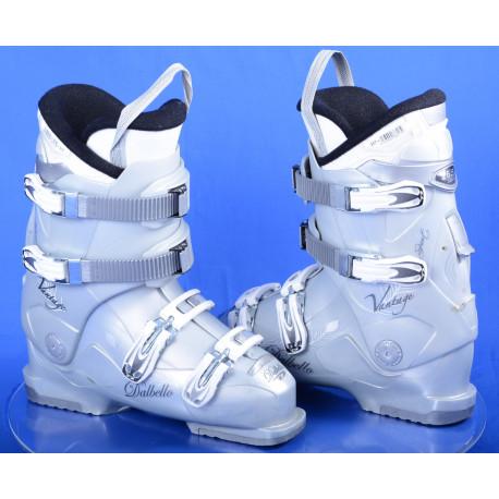 dámske lyžiarky DALBELLO VANTAGE SPORT, 2 ratchet buckles, comfort entry, SKI/WALK ( ako NOVÉ )